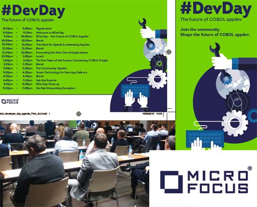 Organización del Microfocus DevDay 2016