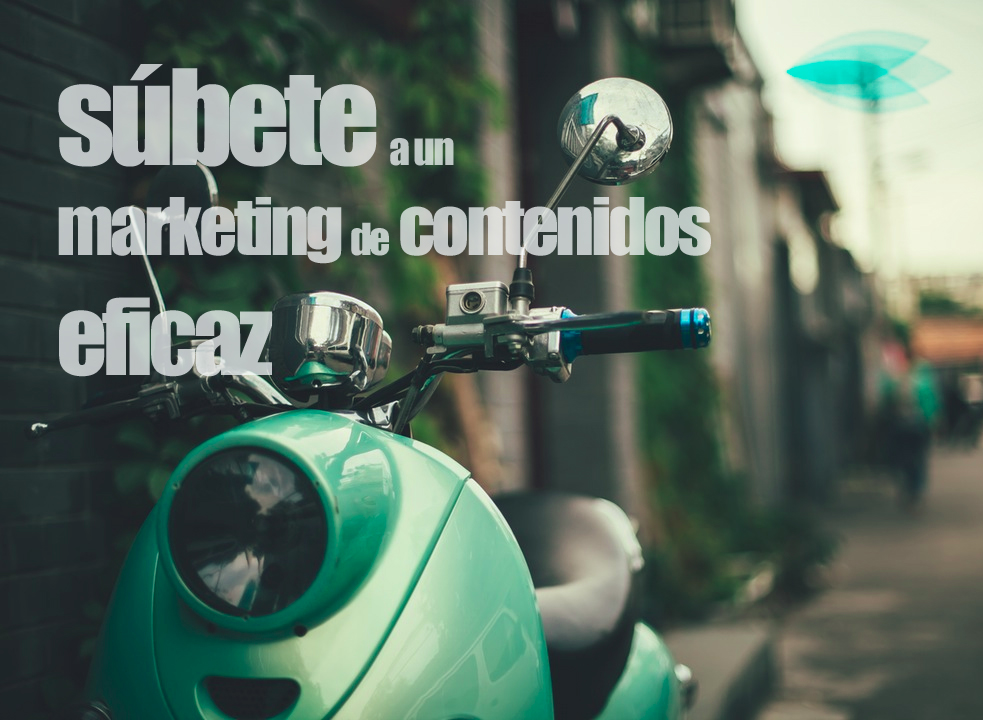 Marketing de contenidos, la fórmula perfecta